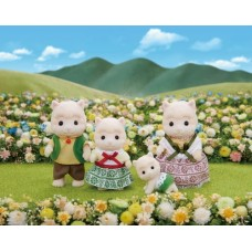 Sylvanian Families - Alpaca Family NEW in 2019 *
