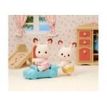 Sylvanian Families - Chocolate Rabbit Twin Babies
