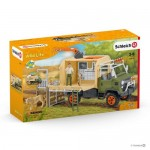 Animal Rescue Truck Large  - Schleich Wildlife 42475 NEW 2020 AVAILABLE AUGUST
