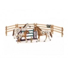 Horse Club - Lisa's Tournament Training - Schleich 42433