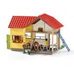 Barn with Accessories - Schleich 42334 *