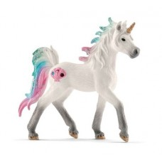 Bayala - Sea Unicorn Foal - Schleich 70572   NEW in 2018