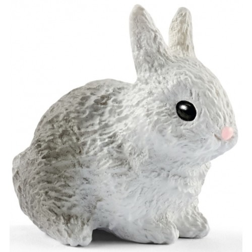 Bunny House Rabbit Hutch Schleich 42420 From Who