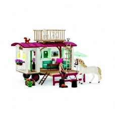 Caravan for Secret Club Meetings - Schleich 42415