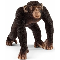Chimpanzee Male - Schleich 14817   NEW in 2018