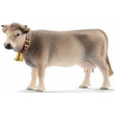 Cow - Braunvieh Cow - Schleich 13874  NEW in 2018