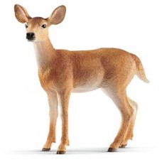Deer - White Tailed Doe - Schleich 14819  - NEW for 2019