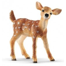 Deer - White Tailed Fawn - Schleich 14820 - NEW for 2019