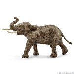 Elephant African Male -  Schleich 14762