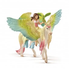 Bayala - Fairy Surah with Pegasus Unicorn - Schleich 70566