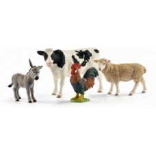 Farm World Start Set - Schleich 42385
