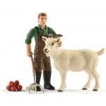 Farmer with Goat - Schleich 42375 *
