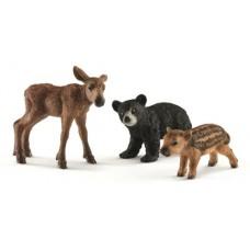 Forest Babies Pack - Schleich 41457