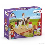Hannah's Western Riding Set - Schleich 42441 - NEW for 2020