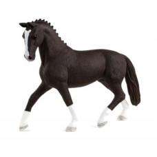 Horse - Hannoverian Mare, Black - Schleich 13927 NEW 2021