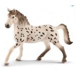 Horse - Knabstrapper Stallion - Schleich 13889  *