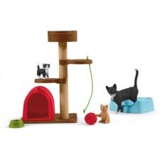 Kitten Playpen - Schleich 42501 - NEW for 2020