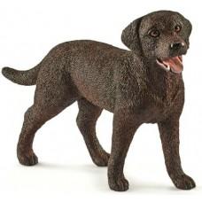 Dog - Labrador Retriever Brown - Female -Schleich 13834