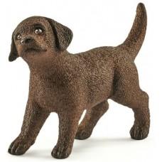 Dog - Labrador Retriever Brown - Puppy - Schleich 13835