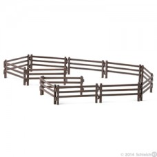 Paddock Fences - Schleich Farm Life Accessory 42106 *