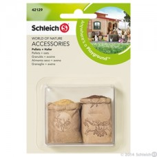 Pellets & Oats - Schleich Farm Life Accessory 42129 *