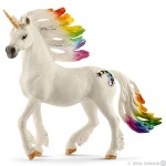 Unicorn Rainbow Stallion - Schleich 70523