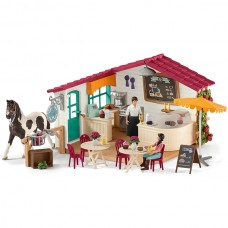 Horse Club Riders Cafe - Schleich 42417  NEW in 2019 NOT AVAILABLE YET