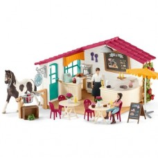 Horse Club Riders Cafe - Schleich 42417  NEW in 2019