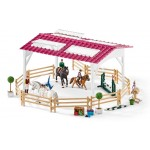 Riding School with Riders - Schleich 42389