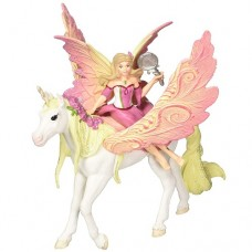 Bayala - Fairy Feya with Pegasus Unicorn - Schleich 70568