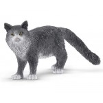 Cat - Maine Coon - Schleich 13893