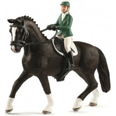 Show Jumper and Horse - Schleich 42358