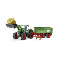Tractor with Trailer - Schleich 42379