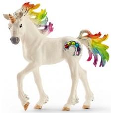 Unicorn Rainbow Foal - Schleich 70525