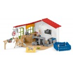 Vet Clinic - Schleich 42502 - NEW for 2020 - AVAILABLE AUGUST