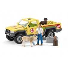 Vet Visiting the Farm - Schleich 42503 - NEW for 2020 - AVAILABLE MARCH 2020