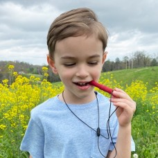 Chewable Bite-Saber Necklace - ARK Therapeutic