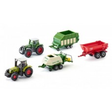 Agricultural Vehicles Gift Pack - Siku 6286