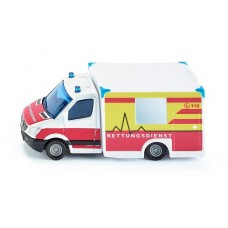 Ambulance Mercedes Benz Sprinter - Siku 1536 New in 2020