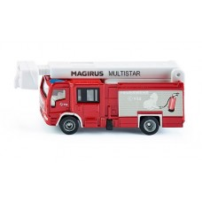 Fire Engine - Magirus Multistar TLF - Siku 1749 - NEW in 2020