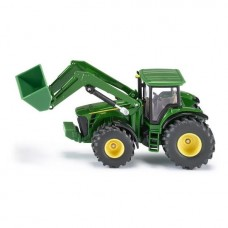 Tractor John Deere with Front Loader 1:50 - Siku 1982