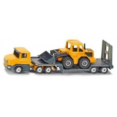 Low Loader with Front Loader - Siku 1616