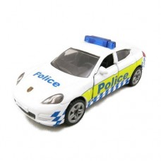Police Car Porsche -LIMITED EDITION AUSTRALIAN MODEL - Siku 1446 New in 2020