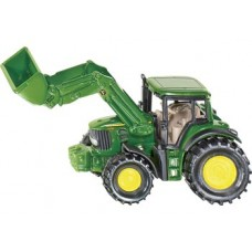 Tractor John Deere with Front Loader - Siku 1341
