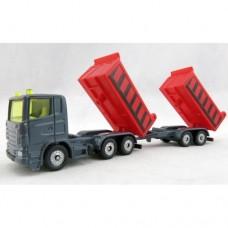 Truck with Dump Body &  Dump Trailer - Siku 1685