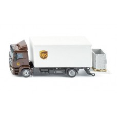 Truck MAN with Box Body and Tail Lift - Siku 1997 NEW in 2020