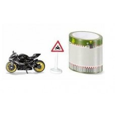 Motorbike Ducati Panigale 1299 with Road Tape - Siku 1601 NEW in 2020