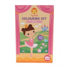 Colouring Set - Ballet - Tiger Tribe