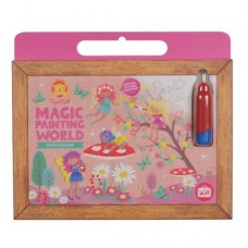 Magic Painting World  Fairy Garden - Tiger Tribe