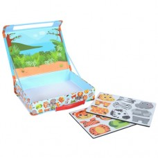Magna Play Junior Case - Jungle Safari - Tiger Tribe
